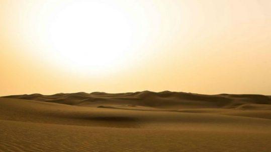 desert fasting power value limitations lent lenten