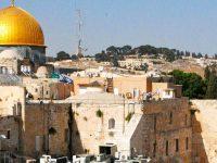 Holy Land, Holy Week, Holy Thursday - Podcast