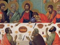Holy Thursday - Eucharist, The Body of Christ
