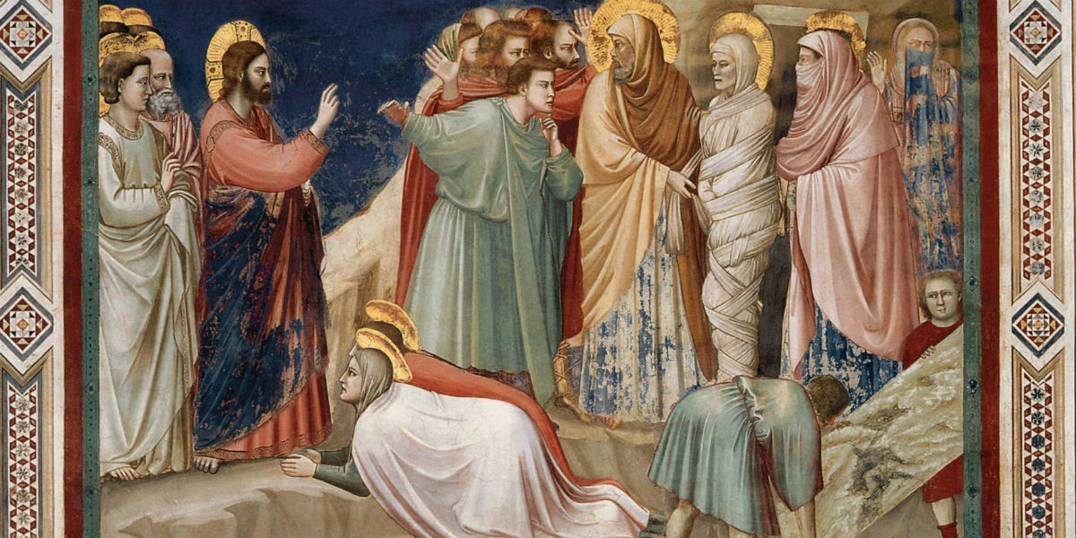 Raising of Lazarus – Death & Resurrection