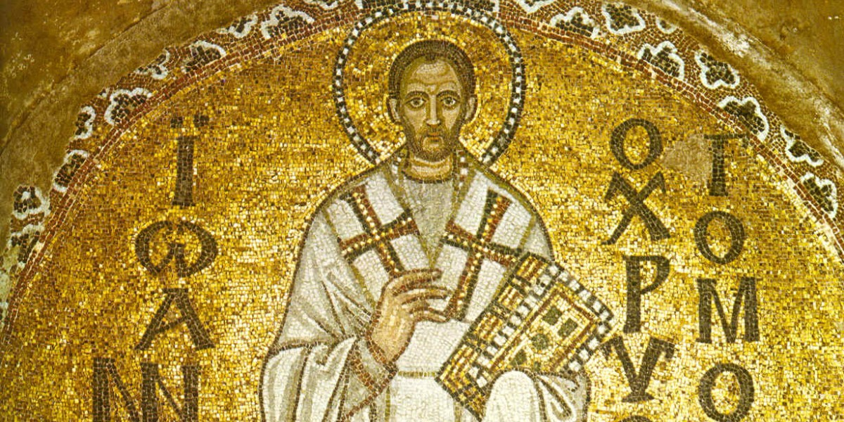 John Chrysostom feast of the conversion of St. Paul apostle January 25