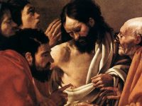 Doubting Thomas - Gregory the Great