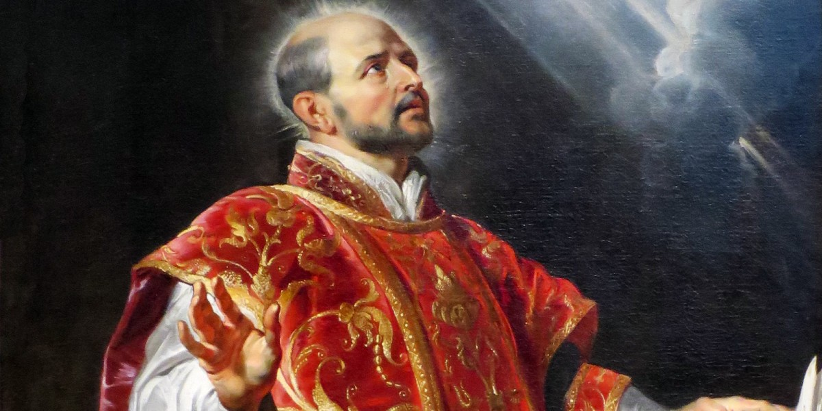 Ignatius of Loyola & Discernment of Spirits