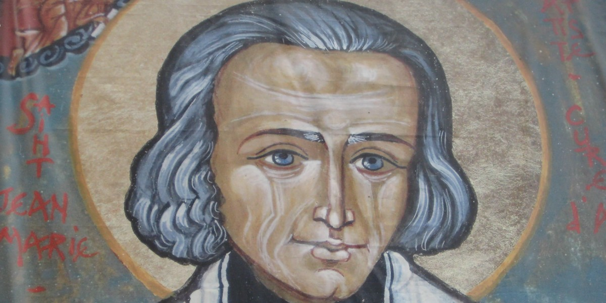 St. John Vianney Cure of Ars august 4 glorious duty pray prayer intimate union sweetness serenity