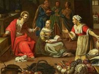 Mary, Martha and the Catholic Fullness