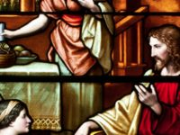 Martha, Mary, Prayer & Service - Podcast