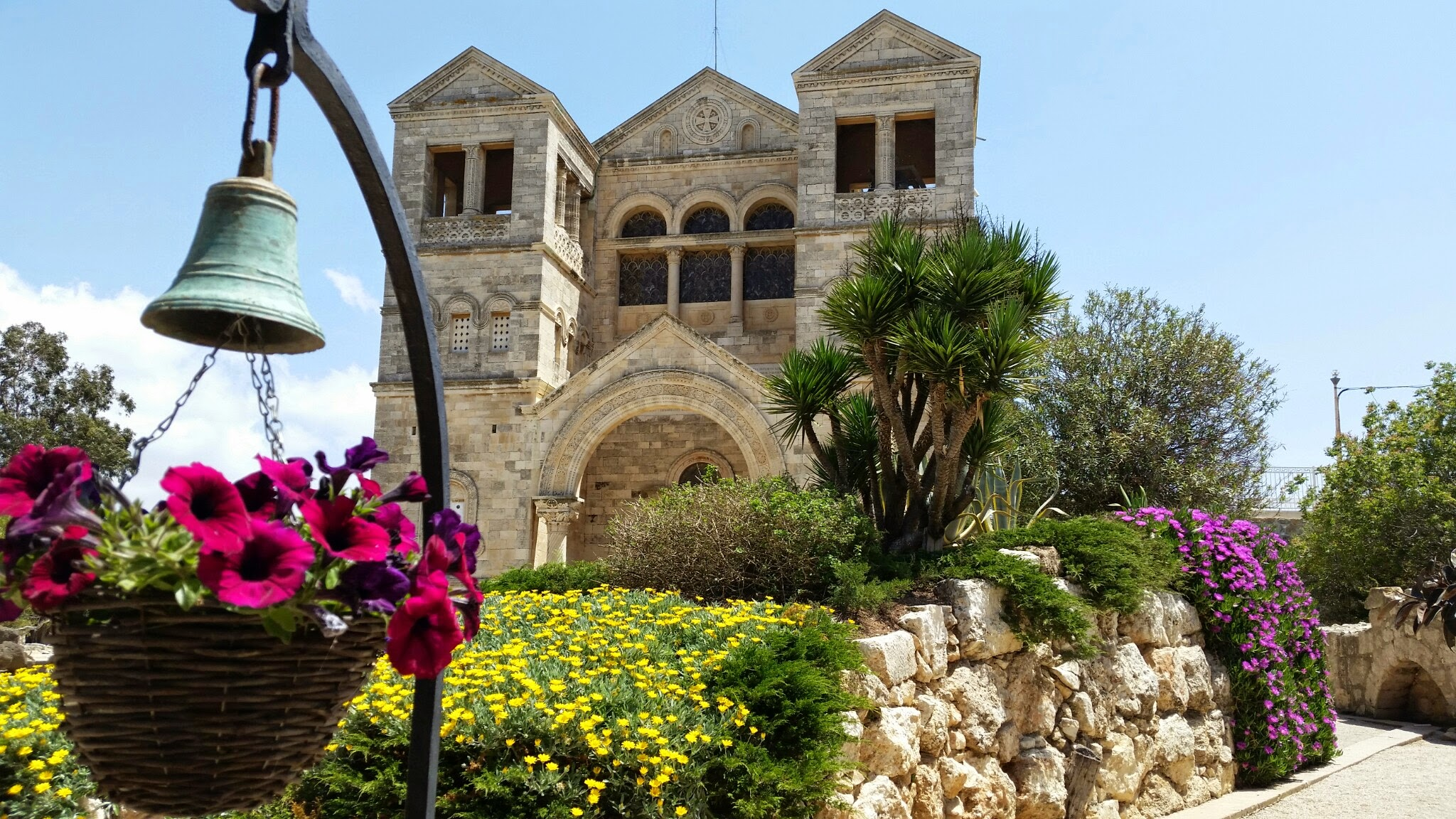 Mt Tabor Church Transfiguration Holy Land