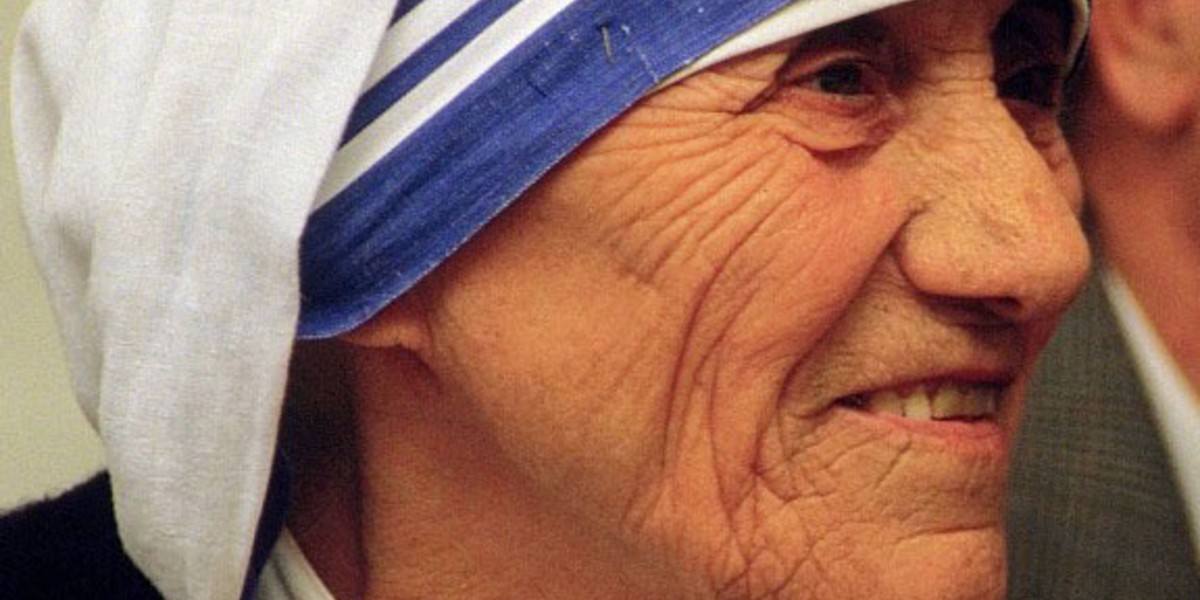 Mother Teresa of Calcutta – Quotes & Stories