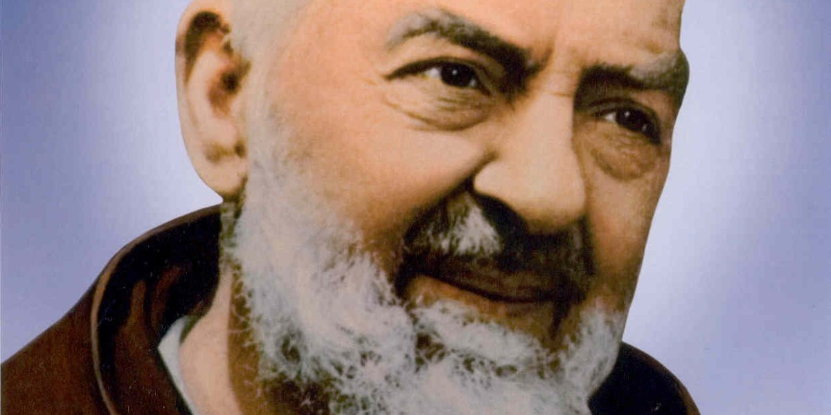 Padre Pio Highlights of His Life