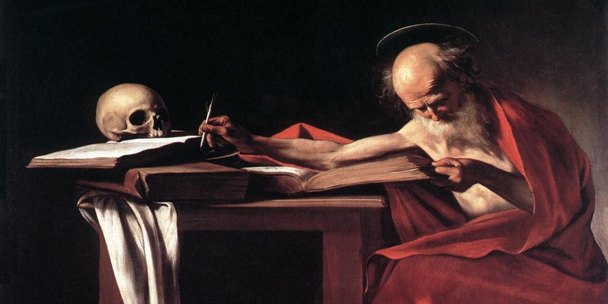 Jerome – Father, Doctor and Warrior – Podcast