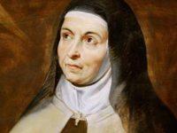Friendship with Jesus - Teresa of Avila