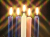 Christmas Lights, Secularism and the Season of Advent