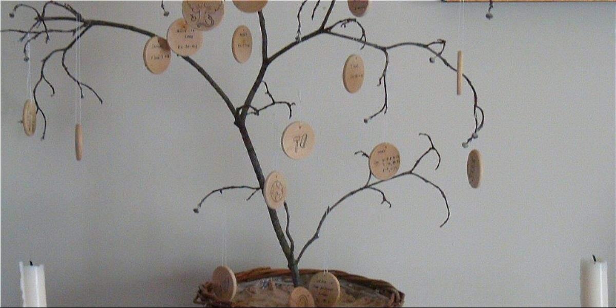 Jesse Tree, Advent, Christmas, King of Israel, David,