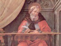 Saint Nicholas & John 21 - Augustine