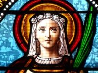 Saint Lucy & the Radiance of Virginity - Ambrose