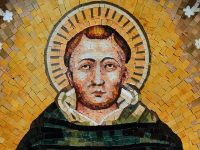 Cross Exemplifies Every Virtue - Aquinas