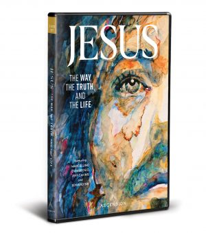 Jesus: they way the truth and the life dvd set marcellino d'ambrosio jeff cavins edward sri