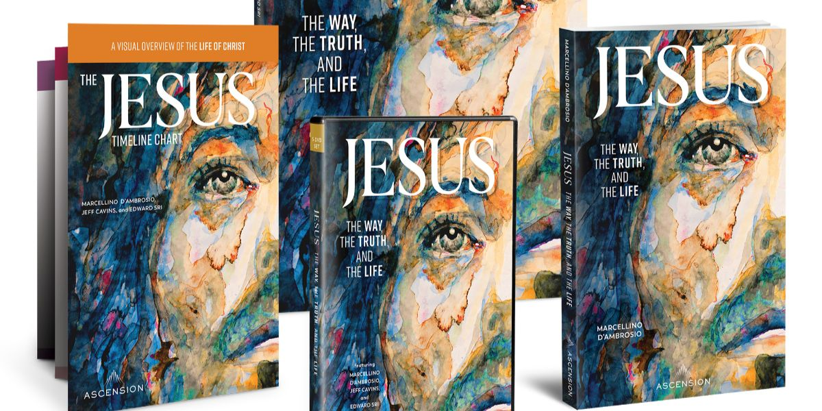 Jesus the Way, the Truth and the Life – Podcast