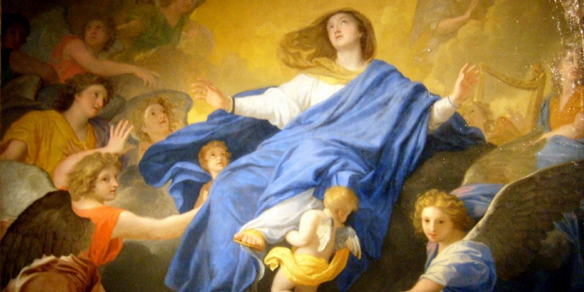 Pius XII Pope Dogma solemnity of the Assumption of Mary august 15 new eve