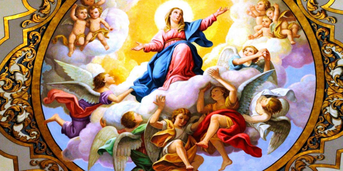 Various - Many Titles of the Blessed Virgin Mary - Meredith Gould facebook