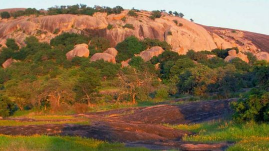 enchanted rock desert way repentance temptation lent prayer sin facebook