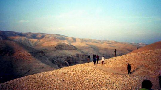 holy land mountain heritage pilgrimage pilgrim people wayfarers desert