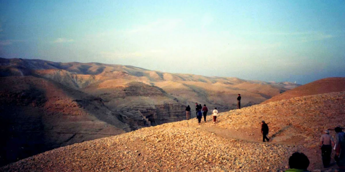 holy land mountain heritage pilgrimage pilgrim people wayfarers desert