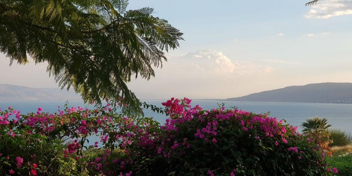 Mount of Beatitudes – Podcast