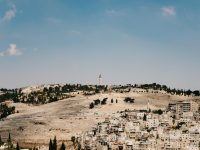 Mount of Olives, Bethany & Lazarus - Podcast