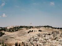 Mount of Olives, Bethany & Lazarus - Podcast
