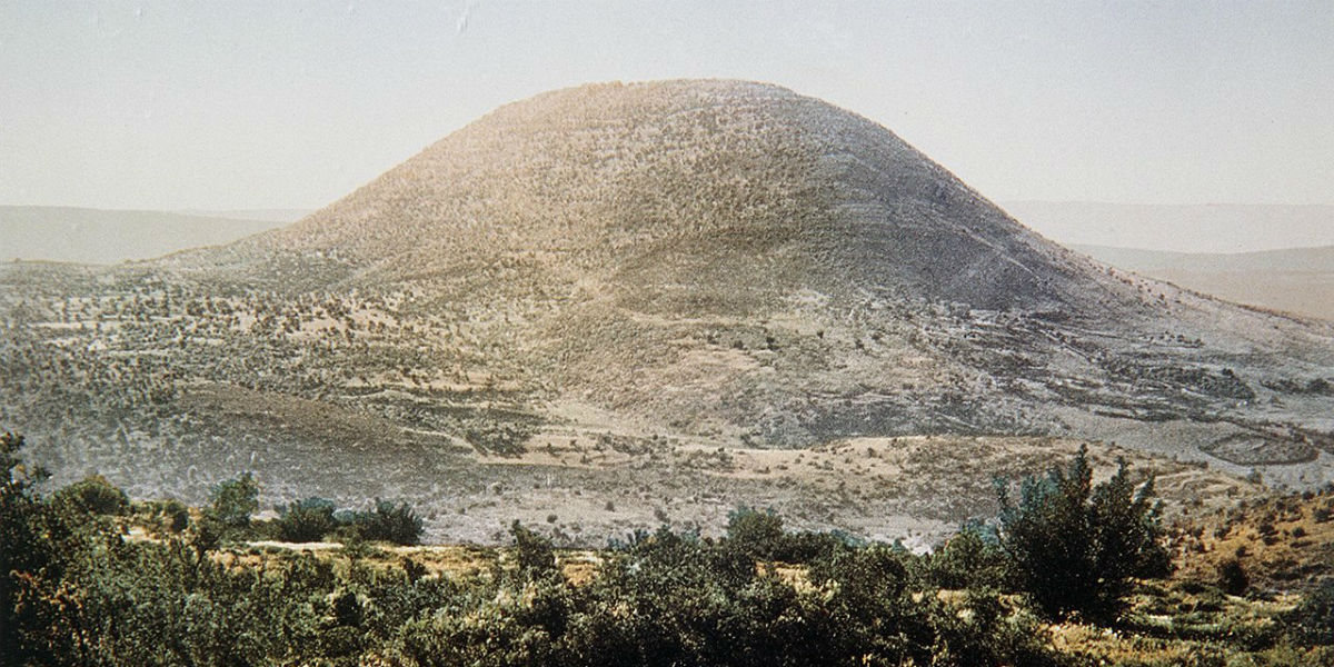 Mount Tabor – Traditional Site of the Transfiguration of Jesus