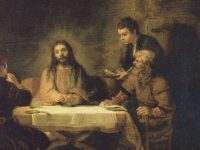 Easter, the Resurrection & the Eucharist - Podcast