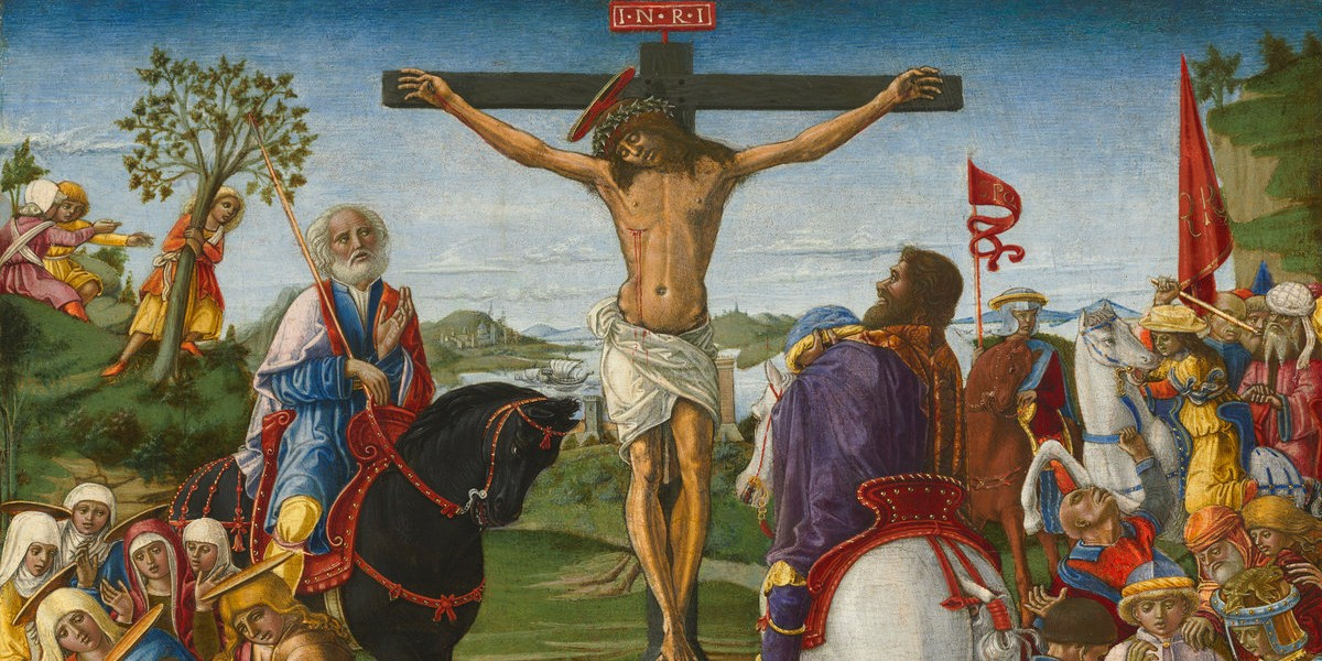 Crucifixion cross good friday liturgy solemn intercessions