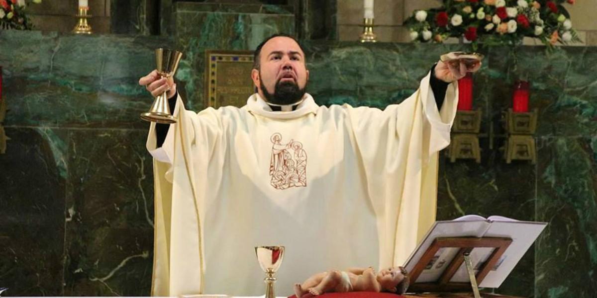 eucharist immortality pledge irenaeus resurrection eucharistic elements body blood chalice