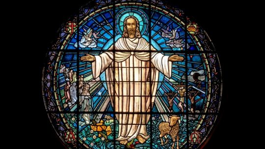 jesus christ our light is risen, Easter as endless day, homily St. Maximus of Turin rejoice