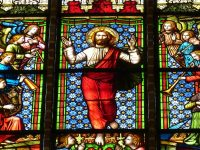 Jesus Ascends the Throne  - the Ascension