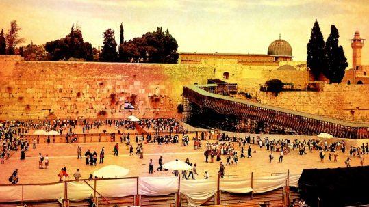 jerusalem holy city holy land