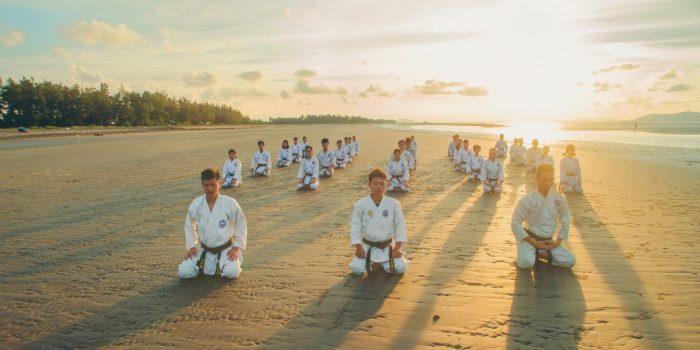 discipline discipleship disciple sonrise morning show yoke freedom master karate kid meekness meek humble heart