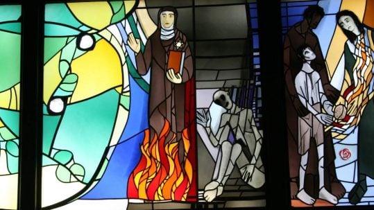 St saint Maximiliam Kolbe Starvation Auschwitz