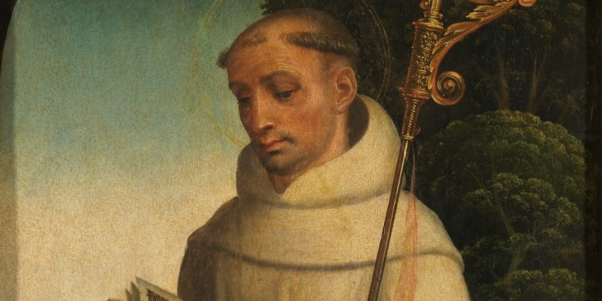 bernard of clairvaux guardian angels october 2