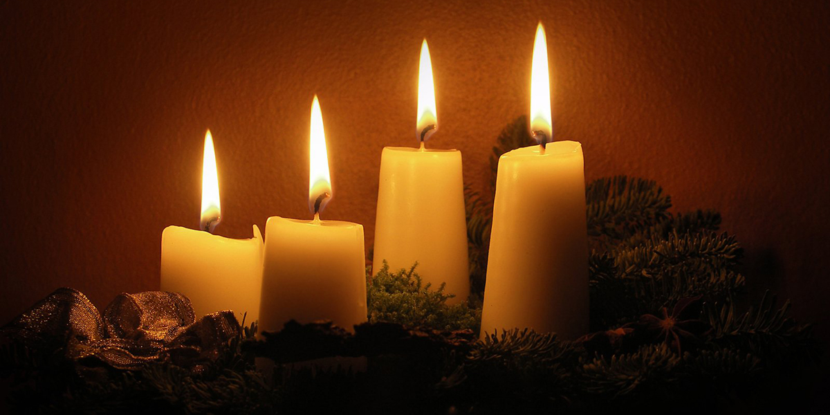 candle wreathe advent reason season prepare preparing coming first 1st sunday