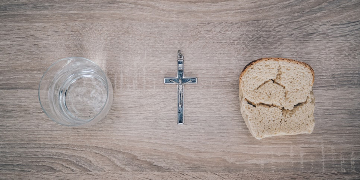 A New Look at the 40 Days of Lent – video