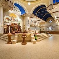 Saint William catholic church event