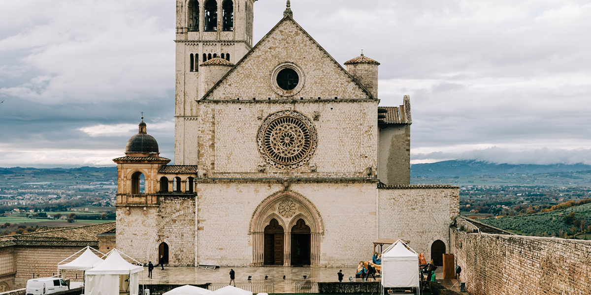Saint Francis of Assisi basilica of San Francesco
