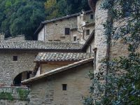 The Carceri - St. Francis' secret hermitage overlooking Assisi - Podcast
