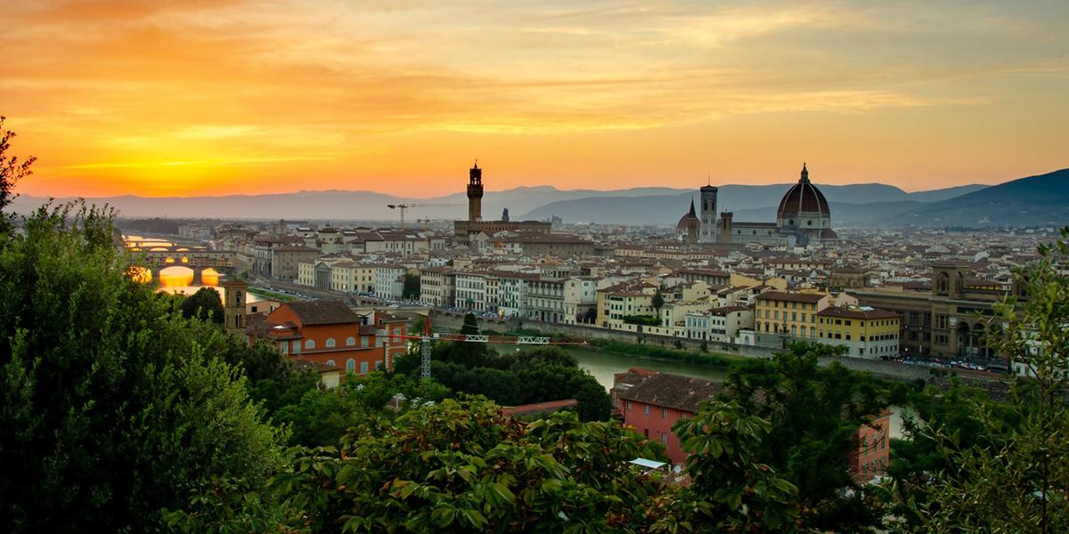 Florence, Michelangelo & Catholic Culture – Podcast