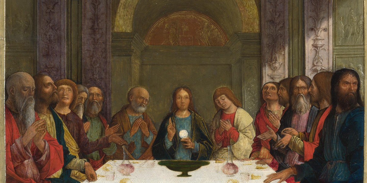 understanding the mass christ's sacrifice cross death resurrection re-presentation Pentecost Calvary eucharist