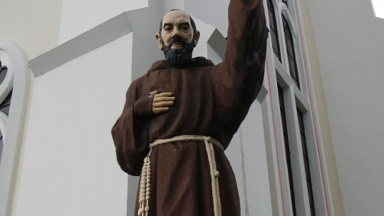 Padre Pio Power Weakness podcast September 23